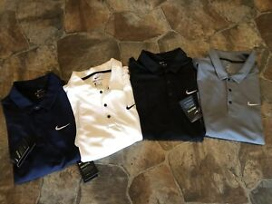 "New!! Mens Nike Breath ""Dri-fit"" SS Polo Shirt!!** Choose SizeColor**"
