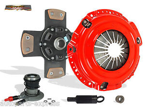 CLUTCH KIT STAGE 3 WITH SLAVE FOR 1996-2002 CAMARO FIREBIRD 3.8L V6