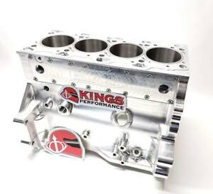 "Bullet Mitsubishi EVO4-9 Billet block WET BLOCK with 12"" Head and 716"" Main in"