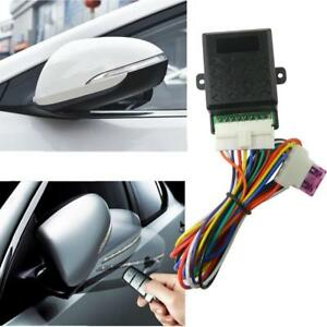 Auto Fold Unfold Side Rear View Mirror Folding Closer System Modules Universal $21.88