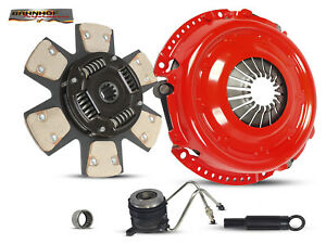 CLUTCH KIT BAHNHOF STAGE 3 FOR 1993 JEEP WRANGLER CHEROKEE 4.0L V6 GAS OHV