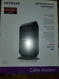 Cable Modem Super Speed 1.4Gbps 4k TV Gaming Comcast Spectrum Cablevision