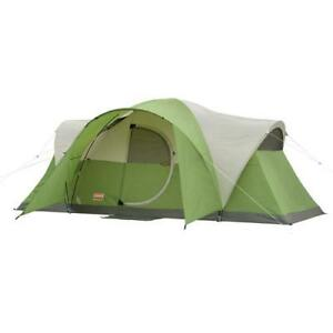 CAMPING TENTS EQUIPMENT SUPPLIES OUTDOOR GEAR BIG FAMILY TENT COLEMAN TENTS NEW~
