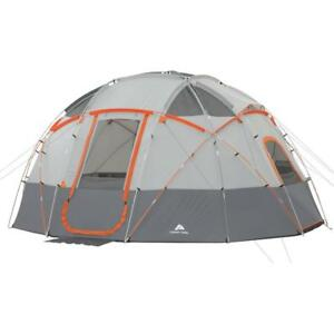 CAMPING TENTS EQUIPMENT SUPPLIES OUTDOOR DOME BIG FAMILY TENT OZARK TRAIL TENTS