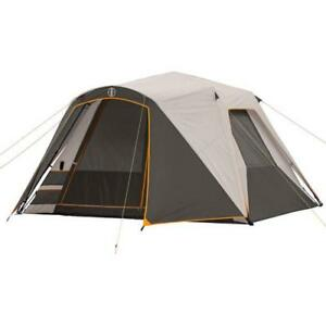 CAMPING TENTS EQUIPMENT SUPPLIES GEAR CABIN INSTANT BIG FAMILY LARGE 6 MAN TENT