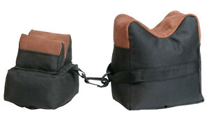 Outdoor Connection Toc Bench Bags 2-Piece Set Fabric Leather BRB2F-28213