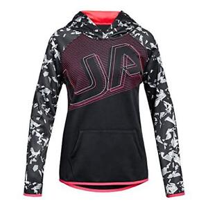 Under Armour Apparel Girls armourfleece hoody Ua Logo- Pick SZColor.