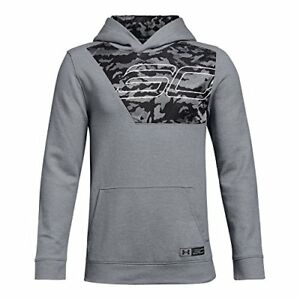 Under Armour Apparel Boys SC30 Fleece Hoodie- Pick SZColor.
