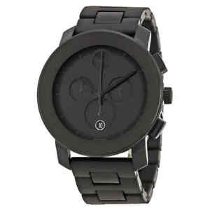 Movado Bold Chronograph Black Bracelet Men's Watch 3600048
