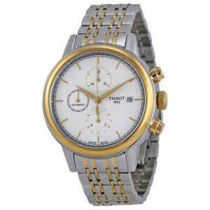 Tissot Carson Automatic Chronograph Men's Watch T0854272201100
