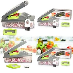 Onion Chopper Pro Vegetable by Mueller - Strongest - NO MORE TEARS 30%...