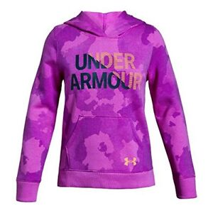 Under Armour Apparel Girls Rival Hoody- Pick SZColor.