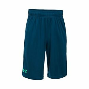 Under Armour Apparel Boys Tech Blocked Shorts- Pick SZColor.