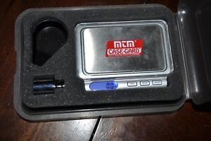 MTM Mini  Powder Digital Scale  DS-750 Reloading Tools and Gauges