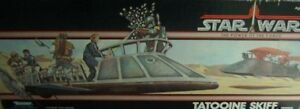 Vintage Star Wars Tatooine Skiff 1985 Original Parts Only You Choose
