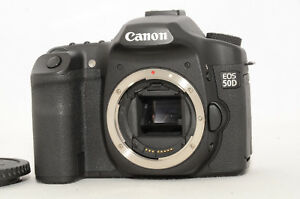 Canon EOS 50D DSLR Camera (Body Only)   shutter count : 3659
