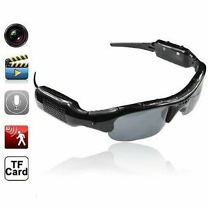 1080P HD Hidden Spy Camera Sunglasses Audio Video Recorder DVRs Glasses Eyewear