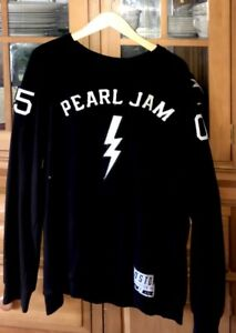 Pearl Jam- Long Sleeve LIghting Bolt - Fenway - No Reserve!!!