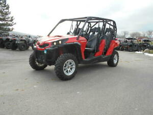 2017 Can-Am® Commander™ MAX DPS™ 800R    RED