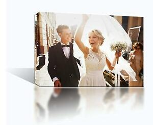 Custom Gallery Wrapped Canvas Print Your Own Photo on Canvas (Ready to Hang)