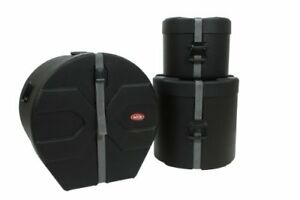 SKB 1SKB-DRP3 Roto-Molded Drum Case Package with D1620 D1012 D1616