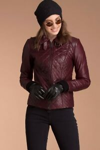 SHEEPSKINLAMBLEATHER JACKETS FOR LADIES(WOMEN)