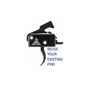 Enhanced 3.5lb Curved Drop-In Trigger Group Single-Stage  Upgrade