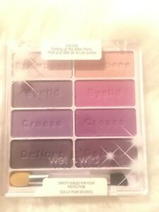 Wet n Wild Eye Shadow Palette # 34356 Flirting at the After Party VHTF LTD