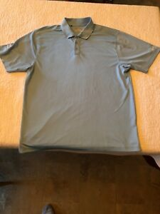 Under Armour Heat Gear Loose Fit Men's Performance Polo - Mens XL Tall