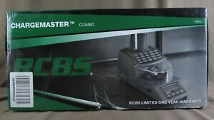 NEW RCBS Chargemaster 1500  Electronic Reload Scale and Powder Dispenser #98923