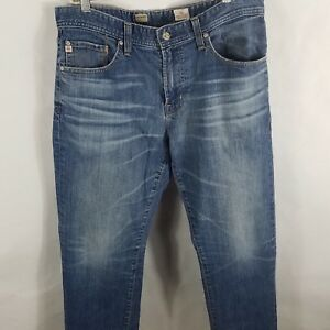 AG ADRIANO GOLDSCHMIED GRADUATE TAILORED LEG DESIGNER MEN'S JEANS SIZE 34x30 13Y