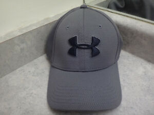 Under Armour Large - XLarge Stretch Fit 100% Polyester Baseball Hat Cap NWOT