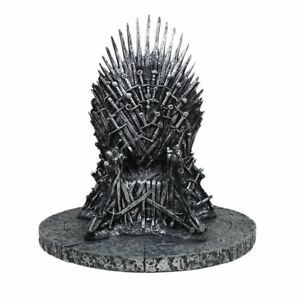 Game Of Thrones The Iron Throne Model Statue Resin Action Figure Collection Gift