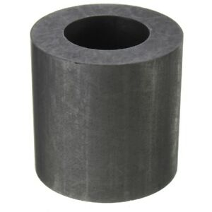 25X25mm 2 OZ Graphite Crucible Cup Ingot Bar Combo Mold For Silver Gold Melting