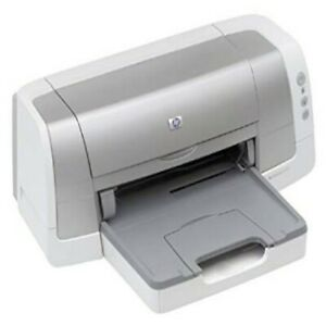 HP Deskjet 6122 Standard Inkjet Printer  NEW. BOX IS WORN OPEN