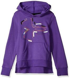 Under Armour Apparel Girls Youth Rival Hoody- Pick SZColor.