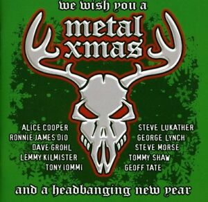We Wish You A Metal Xmas…Updated Edition [CD]
