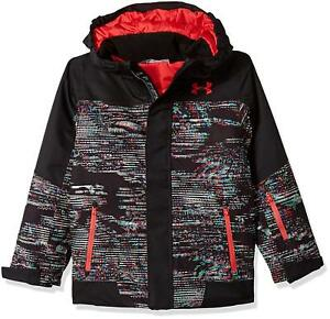 Under Armour Boys Big Static Zero to 60 Jacket  (1820)- Pick SZColor.