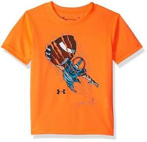 Under Armour Boys Toddler Short Sleeve Graphic Tee- Pick SZColor.