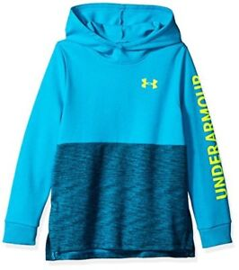 Under Armour Apparel Girls Double Knit Hoodie- Pick SZColor.