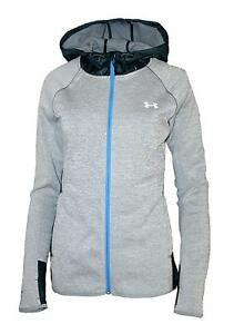Under Armour Athletic Full Zip Storm Hooded Light Jacket Hoodie- Pick SZColor.