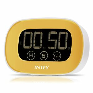 INTEY NY K10 Touch Screen Magnetic Digital Kitchen Cooking Timer $6.99