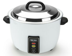 Large Commercial Rice Cooker 60 Cup Cooked Big Commercial Restaurant Aroma