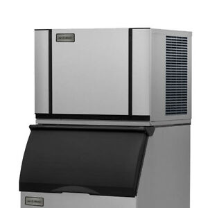 Ice-O-Matic CIM0636FW Elevation Series Modular Cube Ice Maker - Water-Cooled
