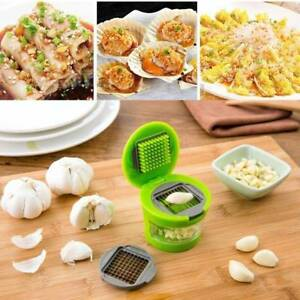 Mini Kitchen Onion Chopper Garlic Mincer Slicer Dicer Grater Vegetable Tools