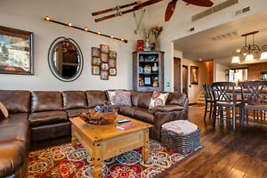 3 Nights: Red Pine Rental at The Canyons Base Townhouse by RedAwning ~ RA89202