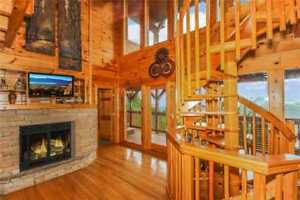 5 Nights: Grand View Lodge Cabin by RedAwning ~ RA71234