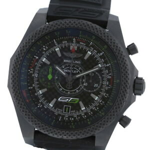 Free Shipping Pre-owned BREITLING Bentley GT 3 V276B14TRV Limited 500