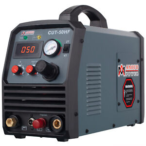 Amico CUT 50HF 50 Amp Non touch Pilot Arc Plasma Cutter Pro. 100 250V Voltage $359.00