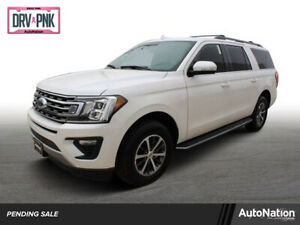 2019 Ford Expedition XLT 2019 Ford Expedition Max XLT Rear Wheel Drive 3.5L V6 24V Automatic 5 Miles